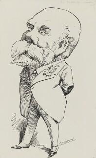 Walter Runciman, 1st Baron Runciman, by Harry Furniss - NPG 3407