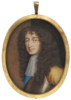 Prince Rupert, Count Palatine, after Sir Peter Lely, based on a work of circa 1665 - NPG 233 - © National Portrait Gallery, London