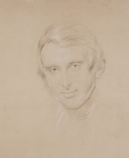 John Ruskin, by George Richmond - NPG 1058
