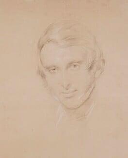 John Ruskin, by George Richmond, circa 1857 - NPG 1058 - © National Portrait Gallery, London