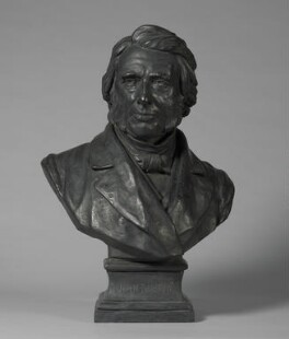 John Ruskin, by Sir Joseph Edgar Boehm, 1st Bt - NPG 1053