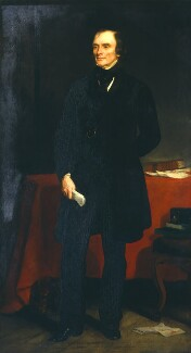 John Russell, 1st Earl Russell, by Sir Francis Grant, 1853 - NPG 1121 - © National Portrait Gallery, London