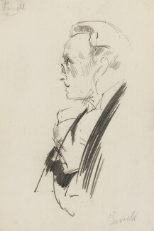 Charles Arthur Russell, Baron Russell of Killowen, by Sydney Prior Hall - NPG 2295