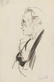 Charles Arthur Russell, Baron Russell of Killowen, by Sydney Prior Hall - NPG 2295