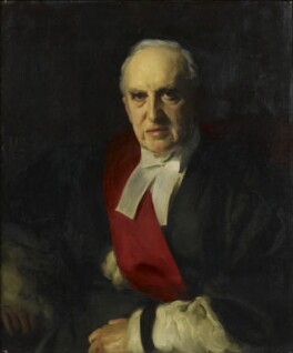 Charles Arthur Russell, Baron Russell of Killowen, replica by John Singer Sargent - NPG 1907