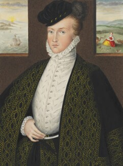 Lord Francis Russell, by George Perfect Harding, after  Unknown artist - NPG 2411