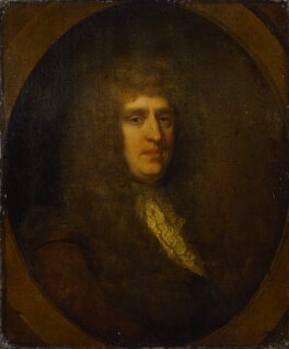 Unknown man, formerly known as William Russell, Lord Russell, possibly after Sir Godfrey Kneller, Bt - NPG 202