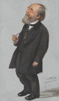 Peter Rylands, by Sir Leslie Ward - NPG 4742