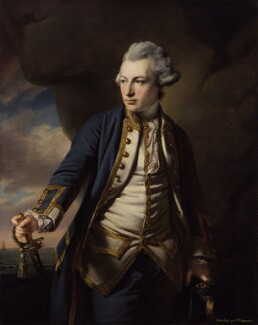 John Jervis, Earl of St Vincent, by Francis Cotes, 1769 - NPG 2026 - © National Portrait Gallery, London