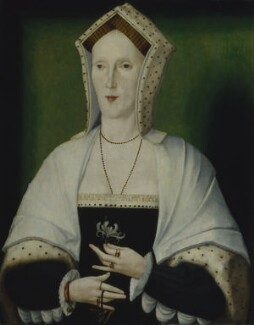 Unknown woman, formerly known as Margaret Pole, Countess of Salisbury, by Unknown artist - NPG 2607