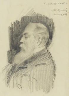 George Salting, by Joseph Oppenheimer - NPG 1790