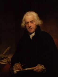 Thomas Sandby, by Sir William Beechey - NPG 1380