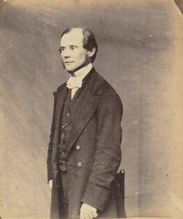 Charles Waldegrave Sandford, by Lewis Carroll - NPG P7(20)