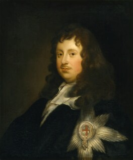 Edward Montagu, 1st Earl of Sandwich, after Sir Peter Lely, based on a work of circa 1660 - NPG 609 - © National Portrait Gallery, London