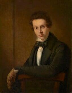 Frederick Sandys, by Anthony Sands, 1848 -NPG 1741 - © National Portrait Gallery, London