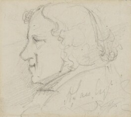 Henry Sass, by Charles Hutton Lear - NPG 1456(24)