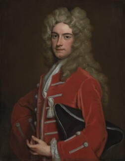 Richard Lumley, 2nd Earl of Scarbrough, by Sir Godfrey Kneller, Bt - NPG 3222