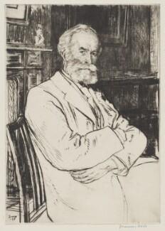Charles Prestwich Scott, by Francis Dodd - NPG 3997