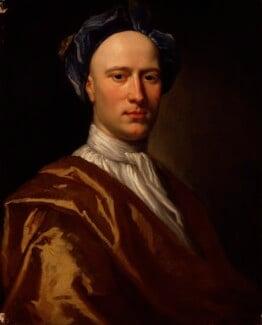 Samuel Scott, by Unknown artist - NPG 1683