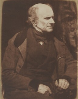 Thomas Scott, by David Octavius Hill, and  Robert Adamson - NPG P6(40)