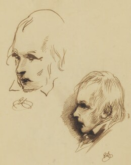 Sir Walter Scott, 1st Bt, by Edwin Landseer - NPG 2811