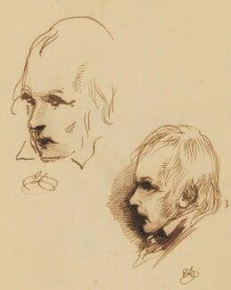 Sir Walter Scott, 1st Bt, by Sir Edwin Henry Landseer, 1824? - NPG 2811 - © National Portrait Gallery, London