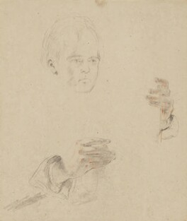 Sir Walter Scott, 1st Bt, by Sir William Allan - NPG 2646