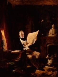 Sir Walter Scott, 1st Bt, by Sir William Allan, 1831 - NPG 321 - © National Portrait Gallery, London