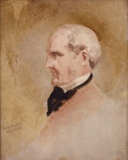 John Colborne, 1st Baron Seaton, by George Jones, 1860-1863 - NPG 982b - © National Portrait Gallery, London