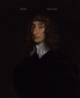 John Selden, after Unknown artist - NPG 76