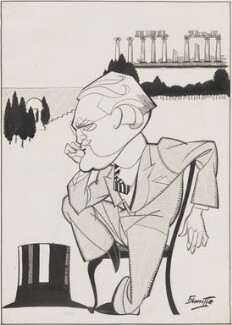 Harry Gordon Selfridge, by Robert Stewart Sherriffs - NPG 5224(1)