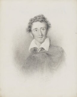 Joseph Severn, by John Partridge, 1825 - NPG 3944(18) - © National Portrait Gallery, London