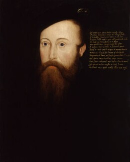 Thomas Seymour, Baron Seymour, by Unknown artist, second half of 16th century - NPG 4571 - © National Portrait Gallery, London
