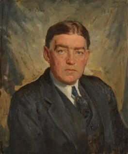 Sir Ernest Henry Shackleton, by Reginald Grenville Eves, 1921 - NPG 2608 - © National Portrait Gallery, London