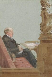 Alexander Burns Shand, 1st Baron Shand, by Sir Leslie Ward - NPG 2969