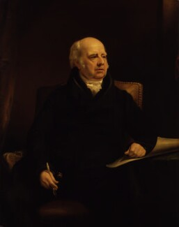 William Sharp, by James Lonsdale - NPG 25