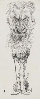 George Bernard Shaw, by Harry Furniss - NPG 3510