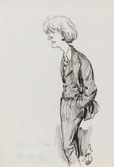 George Bernard Shaw, by Harry Furniss - NPG 3512
