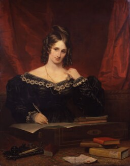 Unknown woman, formerly known as Mary Wollstonecraft Shelley, by Samuel John Stump, 1831 - NPG 1719 - © National Portrait Gallery, London