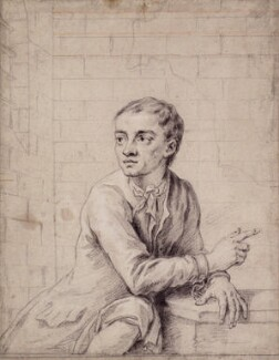 John Sheppard, attributed to Sir James Thornhill - NPG 4313