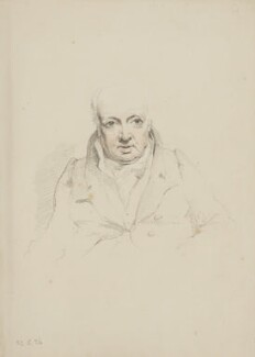 William Shield, by William Brockedon - NPG 2515(11)