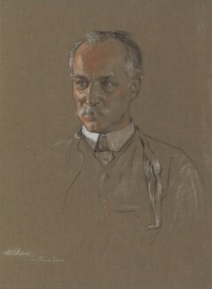 Frank Short, by Albert Wallace Peters - NPG 3776