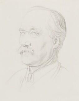Frank Short, by William Rothenstein - NPG 4804