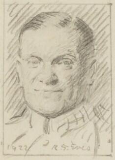 Edward Shortt, by Reginald Grenville Eves - NPG 4368a