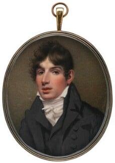 Henry Siddons, by Samuel John Stump, 1808 - NPG 4879 - © National Portrait Gallery, London