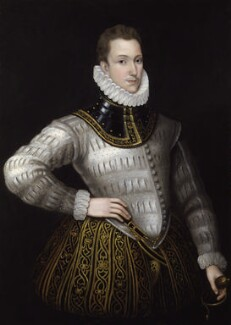 Sir Philip Sidney, after Unknown artist, 18th century or after, based on a work of circa 1576 - NPG 2096 - © National Portrait Gallery, London