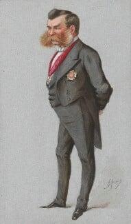 Sir John Simmons, by Carlo Pellegrini - NPG 3269