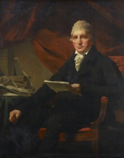 Sir John Sinclair, 1st Bt, after Sir Henry Raeburn - NPG 454