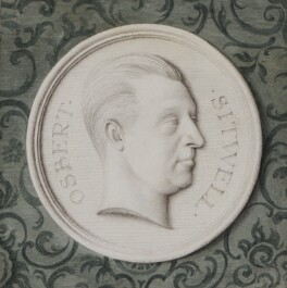 Sir Osbert Sitwell, by Rex Whistler - NPG 5009