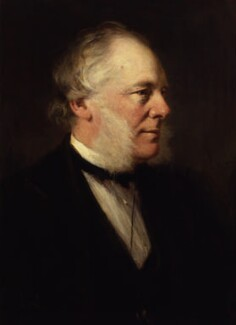 Samuel Smiles, by Sir George Reid - NPG 1377